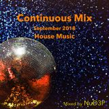 House Continuous Mix _ September 2018