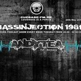 Andytea @ Cuebase.FM Bassinjection #198
