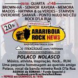 # 148 Arariboia Rock News - 09.08.2017 – Especial Polaco Rock D'La Rua