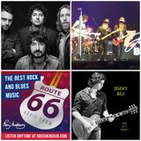 Route 66 Radio Show (26/06/16) Jimmy Bez, Molly's Daggers and ZZ Top live with Jeff Beck
