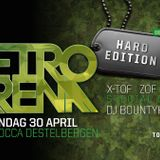 dj Zof @ Bocca - Retro Arena Hard Edition 30-04-2017