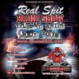 Real Spit Radio Show 26th July 2018