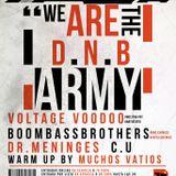 Boombassbrothers b2b Voltage Voodoo - Drumfactory Boiler Drum Vol.3 (05-May-2018)