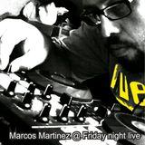 Marcos Martinez @ Friday night live (25-01-2013).