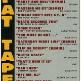 The Source Magazine Fat Tape October 1993  (Don't curse)