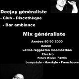 Mix debut de soirée Le Marysa By Deejay rj