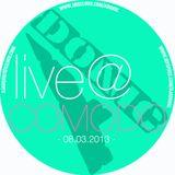 DJ Adonic [live] @ Comodo - 08.03.2013 - Pt. 2