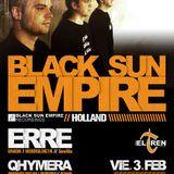 SESION QHYMERA EN SUBSTATION GRANADA CON BLACK SUN EMPIRE