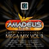 Amadeus 20th Anniversary Mega Mix Vol 3