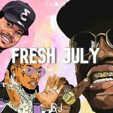 Fresh July feat. D-Block Europe, Unknown T, AJ Tracey, DaBaby, Tyga, Blue Face, Meek Mill, AJ