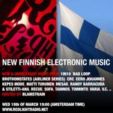 New Finnish Electronic Music @ Red Light Radio 03-19-2014