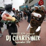 Manuel Kim DJ Charts September 2010