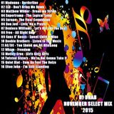 DJ Brab - The November Select Mix 2015 (Section 2015)