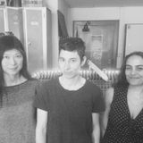 Female Frequencies #16 Kritzkom, Rona Geffen & Aschka (2016-05-14)