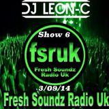 LEON C FRES SOUNDS RADIO 03.09.14
