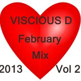 Viscious D - February Mix 2013 Vol. 2