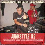The Vinyl Junk - Junkstyle #2 - Featuring MC Syco