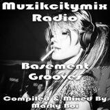 Marky Boi - Muzikcitymix Radio - Basement Grooves
