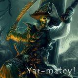 Leo Dantès: Yar-matey!