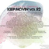 Angel Monroy Presents Keep Movin' 82
