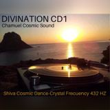 DIVINATION CD1. CHAMUEL. COSMIC DANCE. 432Hz