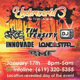 Big Unicorn Events present: UNDERWORLD 3