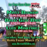 Live From South Beach Miami 032516