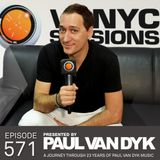 Paul van Dyk's VONYC Sessions 571 - Celebrating 23 years of Paul van Dyk music