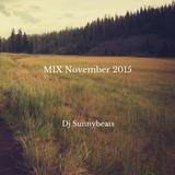 Dj SunnyBeats - Mix November 2015