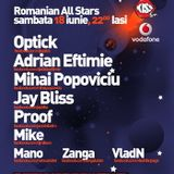 Mike - live @ Romanian All Stars - 18.06.2011