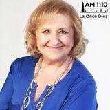 Violeta Urtizberea en Agarrate Catalina 18-11-17