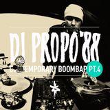 DJ Propo'88 - Contemporary BoomBap Pt. 4