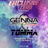 Exclusive Club Present  Genna From Magna Romagna & Tomma