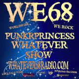 PunkrPrincess Whatever Show recorded live 12/2/2017 only @whatever68.com
