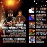 DJ C - SMOOD PARTY -ZJ LIQUID & DELLY RANX 30.1.2016 @ BLUE MIST LOUNGE .PORT ST.LUCIE FLORIDA