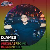 #ReggaeRecipe Resident DJ - DJames (@djamesthedj)