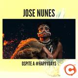 Jose Nunes ospite a Cluster FM - #happydays 22 luglio 2019