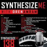 Synthesize me #138 - 20/09/2015 - hour 1