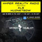 Hyper Reality Radio 113 – XLS & Kuznetsow
