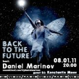 Konstantin Moev - Back To The Future 002 Guest Mix @ Vibes Radio Station
