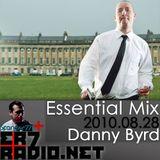 Danny Byrd  Live @ Essential Mix 2010-08-28