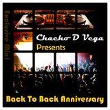 Chacho D Vega @ Back To Back Radio Anniversary! (Classic Hits)
