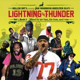 SELAH INT'L x JAH WARRIOR SHELTER - LIGHTNING AND THUNDER MIX CD