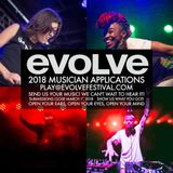 Evolve Festival 2018 Submission Demo Mix