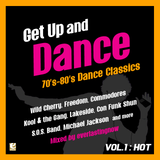 GET UP AND DANCE 70's-80's Dance Classics Vol.1 Hot