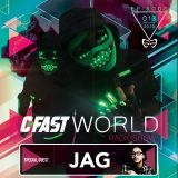 C-FAST WORLD  radioshow Episode 13 ( Special Guest JAG )