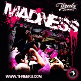THREEKS - MADNESS - SOCA MIX 2011