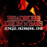 Headrush FM 13-11-2014 - '93-'99 Jungle Drum and Bass