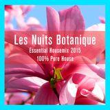 FM STROEMER - Les Nuits Botanique Essential Housemix 2015