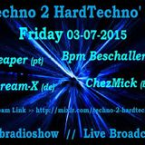 Scream-X - @ Techno 2 Hardtechno 2015-07-03